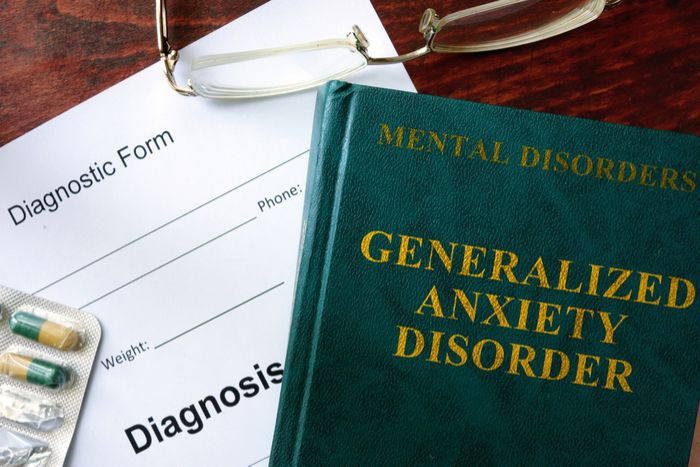 Generalized Anxiety Disorder Psychotherapy