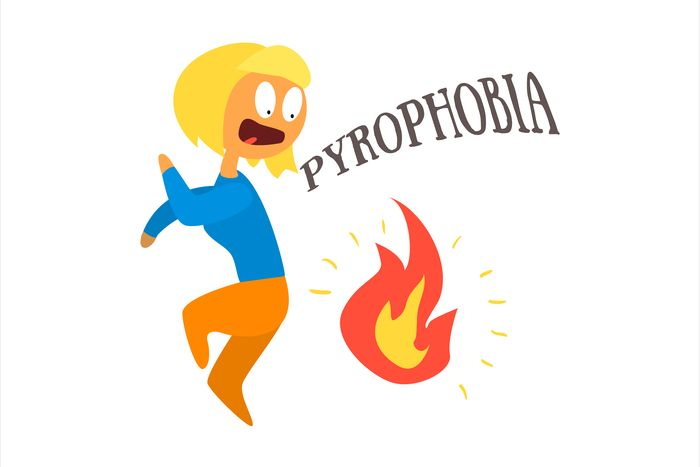 Pyrophobia therapy