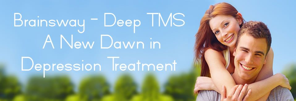 deep TMS therapy for depession