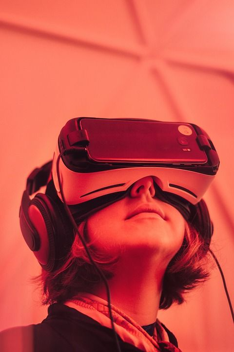virtual reality addictions therapy
